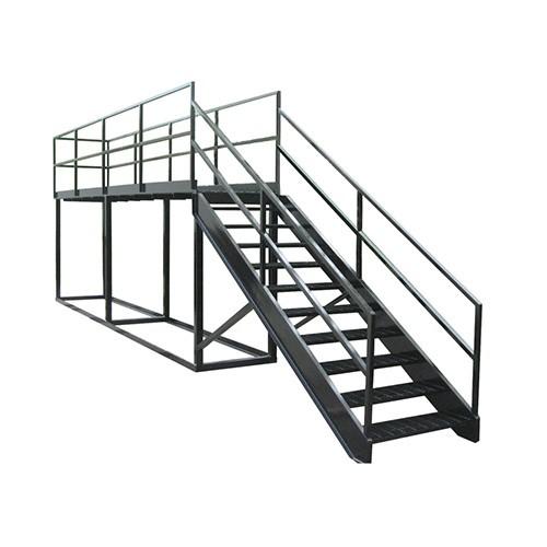 Металлические лестницы и перила